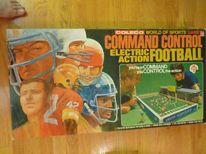 CFL Table Top Football Game