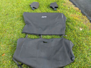 Jeep Wrangler Rear Seat Cover