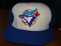 BLUE JAY HAT, SIZE 7 1/2  NEW CONDITION, COOL BASE FABRIC