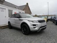 2012 (12) Land Rover Range Rover Evoque Dynamic 2.2 SD4 ** ONE OWNER BIG SPEC **