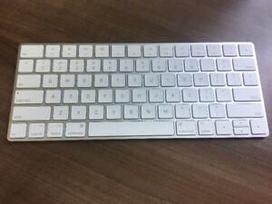 clavier Apple Magic Keyboard anglais