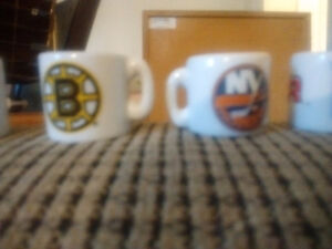 Mini NHL mugs Windsor Region Ontario image 5