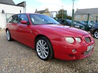 MG ZT 160 (red) 2002
