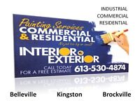 Painting Service 6 1 3 - 5 3 0 - 4 8 7 4
