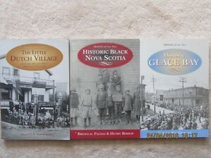 HISTORIC NS – IMAGES OF OUR PAST (3 BOOKS)