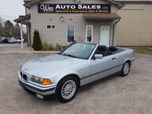 Stylish 1997 BMW 328i Convertible- A MUST SEE
