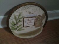 very pretty angel wall hanging decore