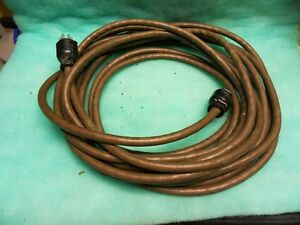 Leslie  122  147 cable 35pieds 6pin $75 Hammond Vintage