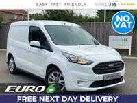 2020 Ford Transit Connect 200 1.5TDCi 120PS Limited SWB EURO 6 *NO VAT* Panel Va