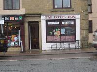 Successful Family Run Cafe For Sale Accrington Town Centre