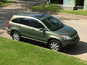 2009 Honda CR-V EX-L ACCIDENT FREE, WELL MAINTAINED