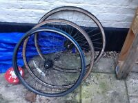 Wheels spares and repairs