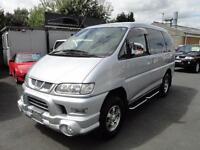 2005 Mitsubishi Delica 3000 V6 CHAMONIX FRESH IMPORT