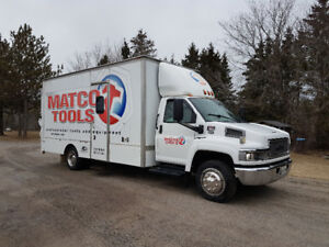 PRICE REDUCED 2006 GMC C5500 Tool Truck