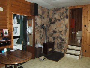 One bedroom daylight basement suite for rent