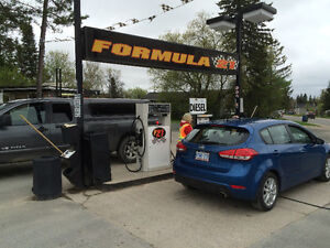 Gas bar in Cochrane for sale or trade