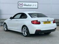 2014 BMW 2 SERIES 2.0 220I M SPORT 2D 181 BHP