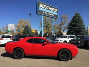 2016 Dodge Challenger R/T  w/BLIND SPOT DETECTION,SUNROOF,BACKUP