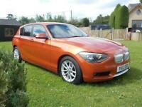 2012 BMW 116D URBAN £30 TAX & 62+MPG, BRIGHT CAR, DRIVES WELL, 07779878322