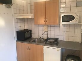 RENTED . self contained studio