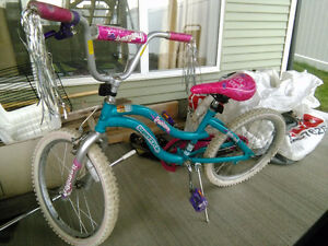 girl's 20' bike for sale