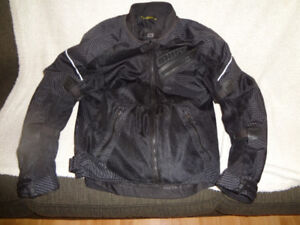 FINAL PRICE DROP MEN'S SHIFT MOTOR CYCLE JACKET LIKE NEW MUST C.