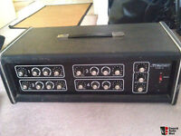 traynor  1972 stereo 4 channel PA 80 watts $100 or trade