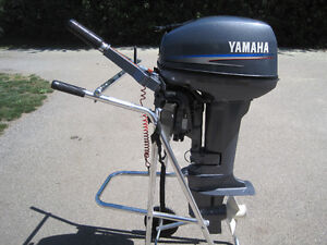 Yamaha 15hp-2 stroke, short shaft