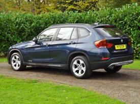 BMW X1 2.0 Xdrive18d SE 5dr DIESEL AUTOMATIC 2013/13