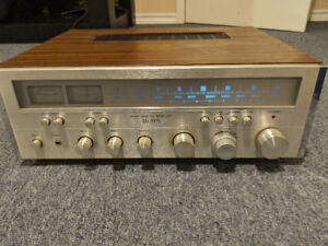 Vintage High end Lloyds H430 Stereo receiver Realistic STA -78