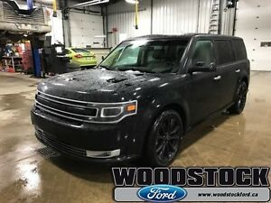2016 Ford Flex Limited   APPERARANCE PACKAGE, NAV, MONOCHROMATIC