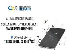 iPhone/all mobile phone screen replacement, advanced electronics Rockdale Rockdale Area Preview