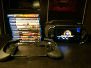 Sony PS Vita Collection - 11 Games!