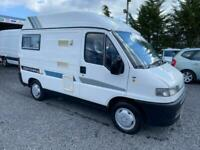 Fiat Ducato 2 berth camper by enc campers fife