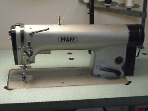 PFAFF COMMERCIAL STRAIGHT SEWING MACHINE