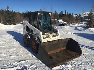 2000 Bobcat 763 Series Skidsteer