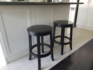 Counter Stool -Solid Wood