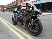 2017 67 PLATE KAWASAKI H2 EX DEMO NOW FOR SALE