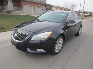 2011 Buick Regal CXL , Leather,