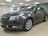 Vauxhall Insignia 1.8 i VVT Elite Grey Hatchback 47MPG WARRANTY 12 MONTHS MOT