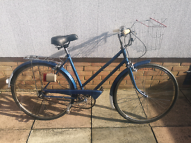 1966 Raleigh Road/Shopper Bicycle (No offers)