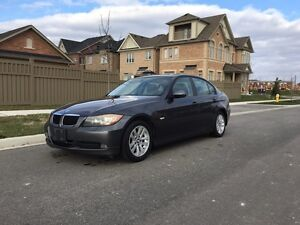 2007 BMW 328xi Leather AWD No Accidents