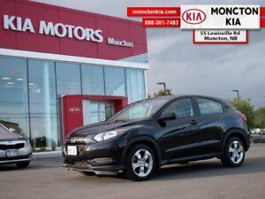 2016 Honda HR-V LX  - Bluetooth -  Heated Seats - $124 B/W