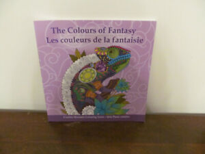 "Coloring Book ""The Colours of Fantasy"" Book No 2"