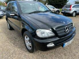 image for 2003 Mercedes-Benz M Class ML 270 CDI Auto Estate Diesel Automatic