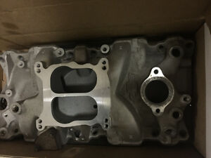 We have few chev and ford parts