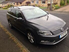 Volkswagen Passat 1.6tdi bluemotion estate