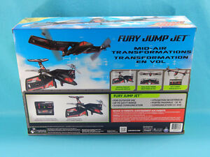 AirHogs Fury Jump Jet-Brand New in Box London Ontario image 4