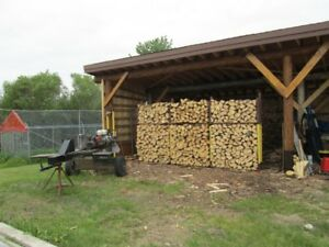 Pickup Load of Premium Dry Split Ready to Burn Pine Firewood $80