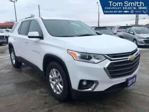 2018 Chevrolet Traverse LT Cloth  ALL WHEEL DRIVE - HEATED SEATS